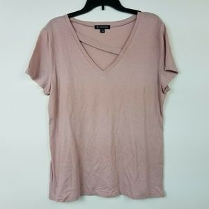 INC International Concepts XL Pink Top 6AR47